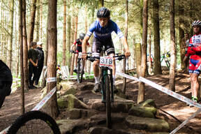 Photo of George AMOR-HUGHES at Cannock