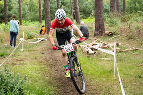 Photo of Timothy DAVIES at Cannock