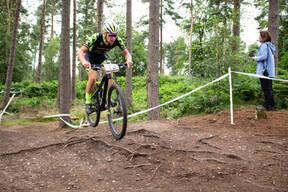 Photo of Giles DRAKE at Cannock