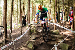 Photo of Alex DALE at Cannock