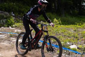Photo of Kat SWEET at Stevens Pass, WA