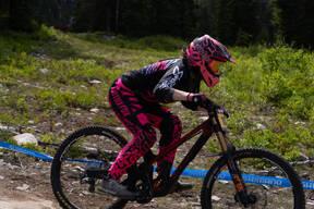 Photo of Sydney HABERMAN at Stevens Pass