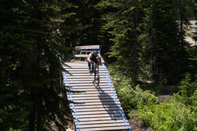 Photo of Steve TAUSCHECK at Stevens Pass, WA