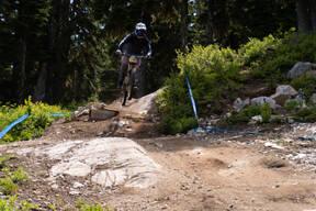 Photo of Brad DELZER at Stevens Pass