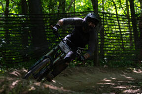 Photo of Aaron OAKES at Blue Mtn