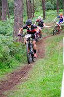 Photo of Nicky HUGHES at Cannock Chase