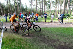 Photo of Multiple riders at Cannock