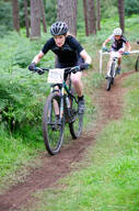 Photo of Michelle PAGET at Cannock Chase
