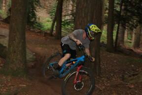 Photo of Rob DAVIS at Barnaslingan Forest