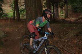 Photo of Rachel CINNSEALACH at Barnaslingan Forest