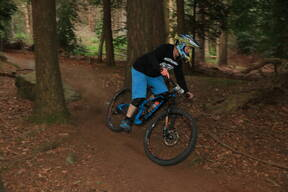 Photo of Bren MASTERSON at Barnaslingan Forest