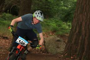Photo of Sean LUNDY at Barnaslingan Forest