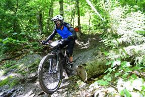 Photo of Tyler PARNES at Sugarbush, VT