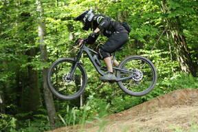 Photo of Brandon CASSELL at Sugarbush, VT