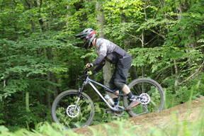 Photo of Josh SAUNDERS (40+) at Sugarbush, VT