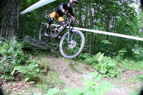 Photo of Gavin VAUGHAN at Sugarbush, VT