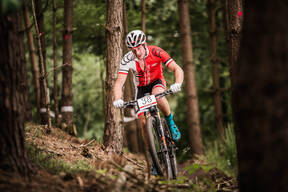 Photo of James PATTERSON at Cannock Chase