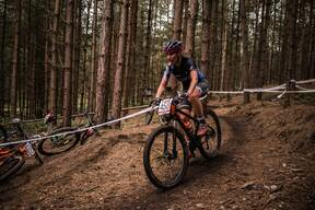 Photo of Karen HEPPENSTALL at Cannock Chase