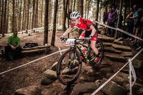 Photo of Anna FLYNN at Cannock