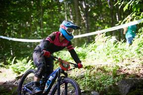 Photo of Lauren BREZA at Sugarbush, VT