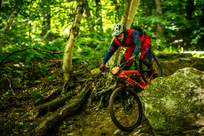 Photo of Josh MAHONEY at Sugarbush, VT