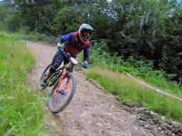 Photo of Justin MOSS at Sugarbush, VT