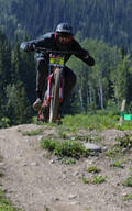 Photo of Philippe RICARD at Kicking Horse, Golden, BC