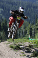 Photo of Liam SMILLIE at Kicking Horse, Golden, BC