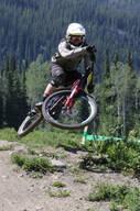 Photo of Jack PELLAND at Kicking Horse, Golden, BC