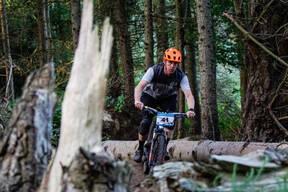 Photo of Alan DUFFY at Barnaslingan Forest
