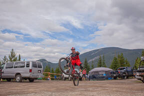 Photo of Sean MACRAE at Crowsnest Pass