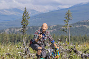 Photo of Jonathan HOGG at Crowsnest Pass