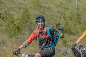 Photo of Moya KELLY at Crowsnest Pass