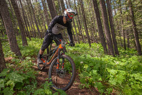 Photo of Justin MILES at Crowsnest Pass