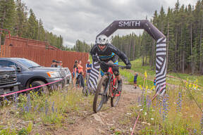 Photo of Dustin LECLERC at Crowsnest Pass