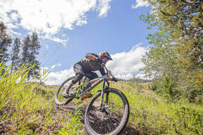 Photo of Louis BECKINGHAM at Crowsnest Pass