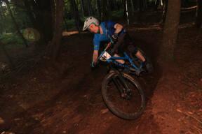 Photo of Oisin BOYDELL at Barnaslingan Forest