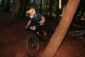 Photo of Steve CHADWICK at Barnaslingan Forest