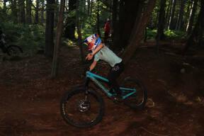 Photo of Craig DOYLE at Barnaslingan Forest
