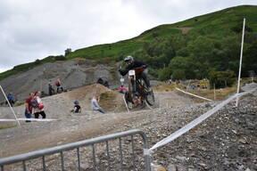 Photo of Will LONGDEN at Revolution Bike Park, Llangynog