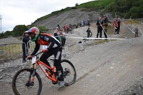 Photo of Matt WALKER (elt) at Revolution Bike Park, Llangynog