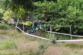 Photo of Luke WILLIAMSON at Revolution Bike Park, Llangynog