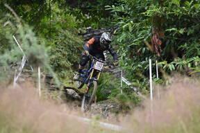 Photo of Matthew DAVIES (vet2) at Revolution Bike Park, Llangynog
