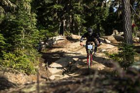 Photo of Jaden TUCKER at Whistler