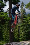 Photo of Olen JOHNSON at Stevens Pass, WA