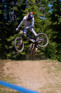 Photo of Kody CLARKE at Tamarack Bike Park, ID