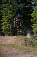 Photo of Nikolas CLARKE at Tamarack Bike Park, ID