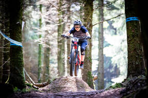 Photo of Yasmin THORPE at Triscombe