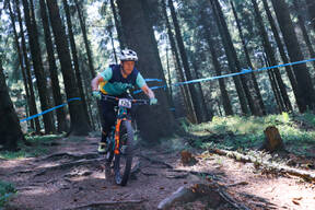 Photo of Pete DREW at Triscombe