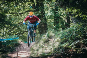 Photo of Barrie PRETT at Triscombe